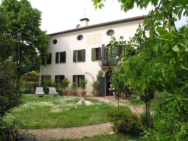Villa Emy near Venice - Riviera del Brenta