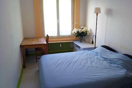 private room, city center - Chambéry - Apartamento