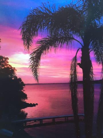 Extraordinary sunrise
