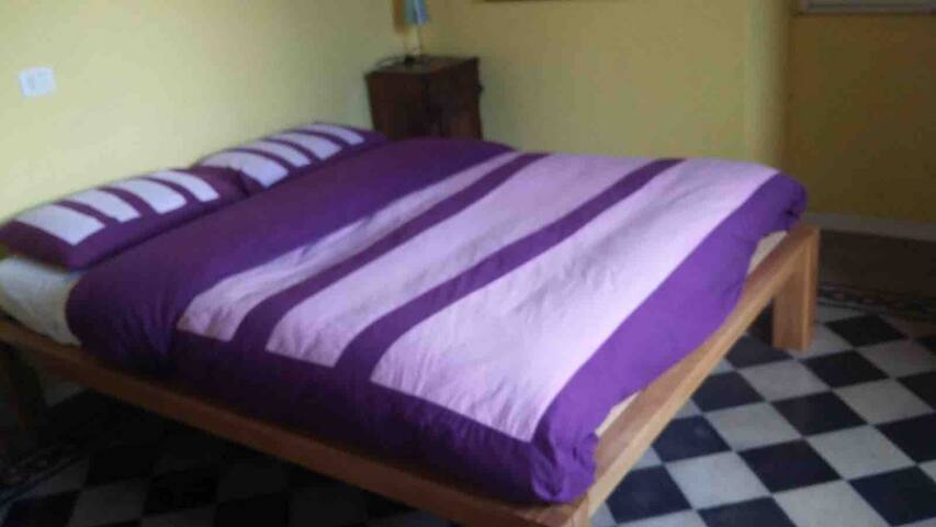 Upfloor : second king size bedroom