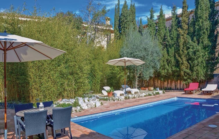 Couple apartment with pool&garden - Alaró - Appartement