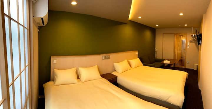 1min to Sta. Family Suite Apt.Hotel・Gion-Shirakawa