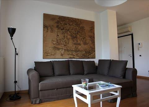 Luminous apartment located in the Hà Nam
