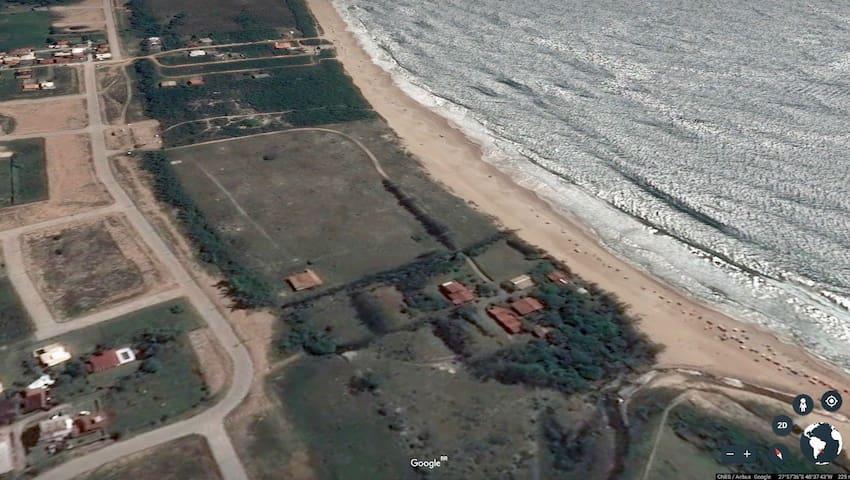 Condominio Beira Mar Gamboa - casas para aluguel