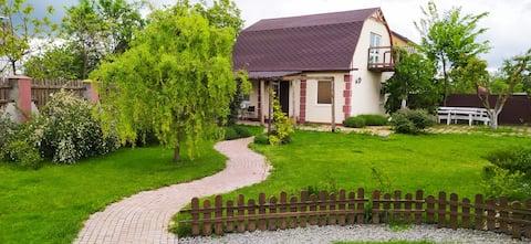 Villa del Grossa - Krásná chata pro klidný odpočinek