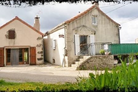 Gîtes à  la COUVERTOIRADE sur le LARZAC - La Couvertoirade - House
