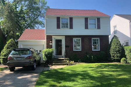 Centrally Located Colonial in Quiet Neighborhood