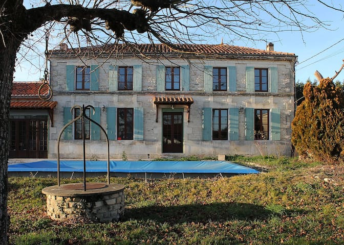 Holiday home Le Bocal - Zero Waste Vacations - Seigne - Casa