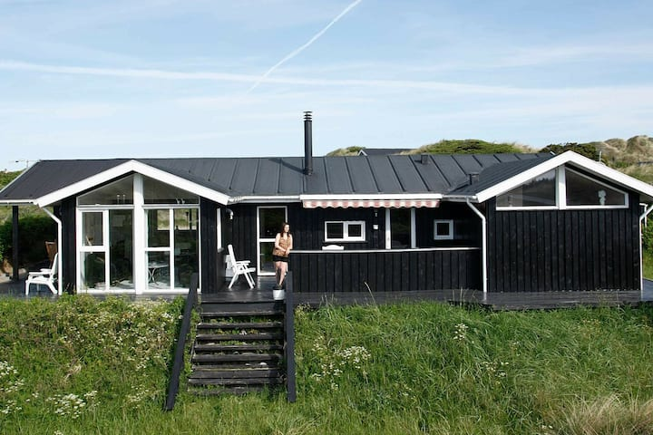 Secluded Holiday Home in Jutland with Sauna