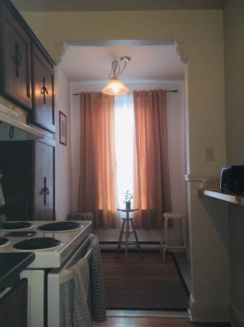 Appartement en plein coeur du Plateau Mont-Royal