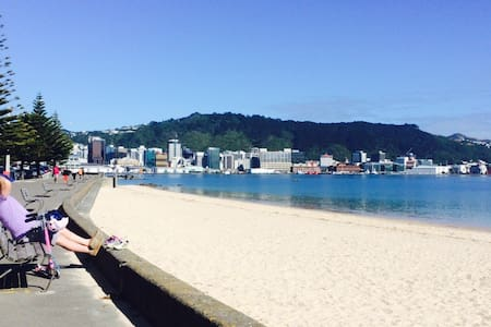 2MIN WALK TO CITY4 - Wellington