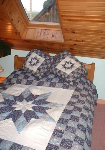 Third (double) bedroom