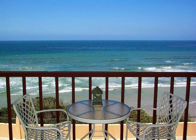Tropical Island Feel -  2 BR Oceanfront Condo