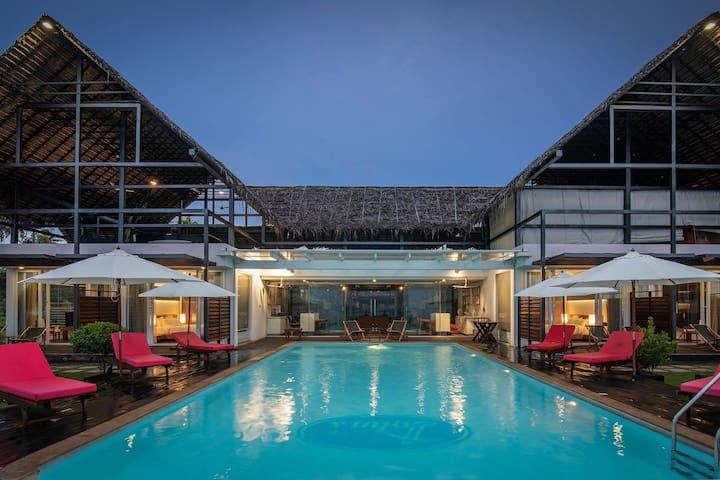 The Rain 4BR -Luxury villa w/ Pvt infinity pool.