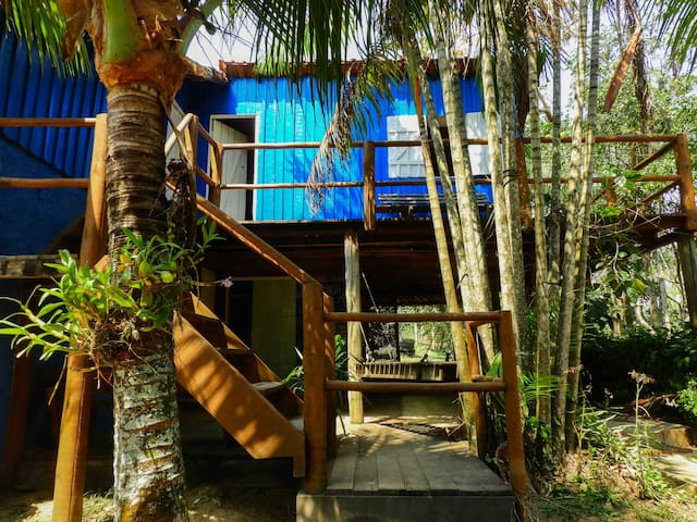accommodation sustainable & collective w/breakfast
