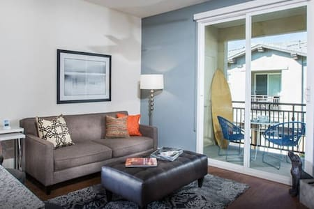Cozy and Lux Condo near Beach and Downtown - 戈利塔(Goleta) - 公寓