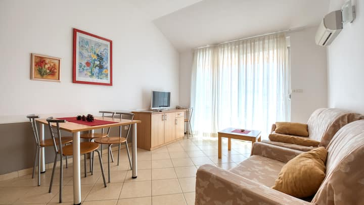 Villa Punta 1-Bedroom Apartment Umag