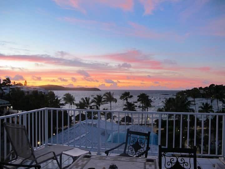 CARIBBEAN  Beach Vacation Rental, Elysian Resort