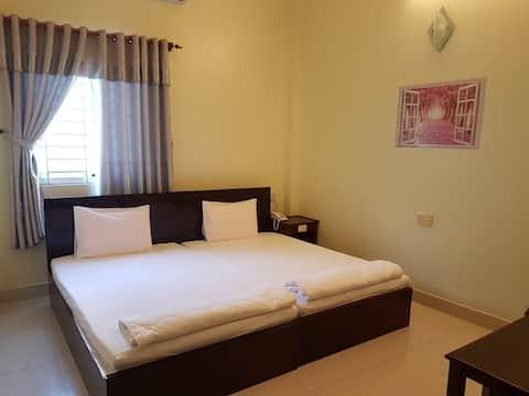 ホステルDang Loi - 3人部屋