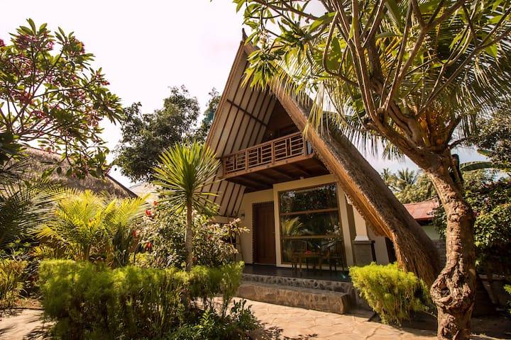 Bale Kampung-Family room