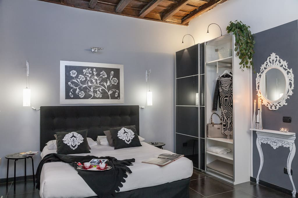 Giglio farnese silver loft appartamenti in affitto a for Loft roma affitto