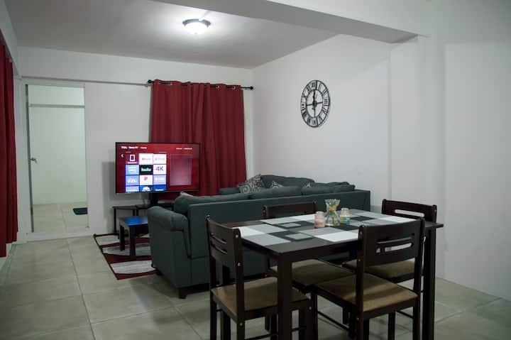 Cozy Contemporary Apartment