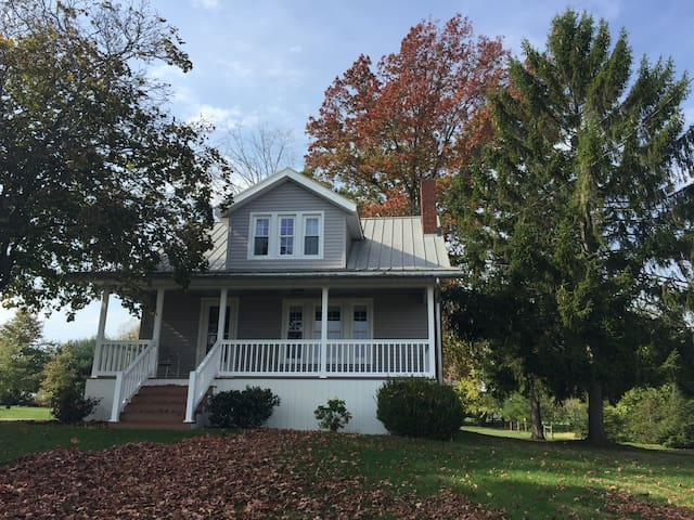 Beautiful House just minutes from Berlin, Ohio. - Millersburg - House