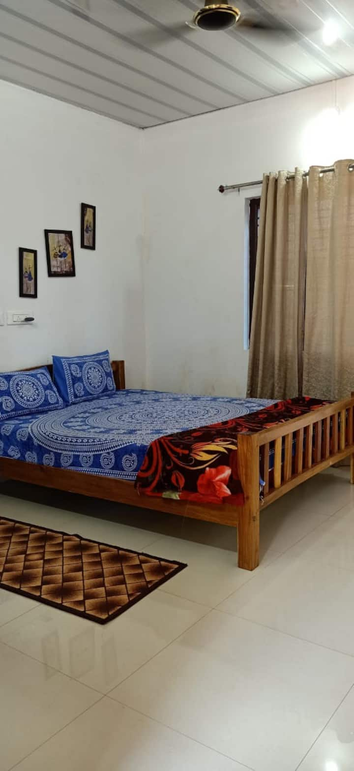Coconut Tree Resort With Deluxe Cottage