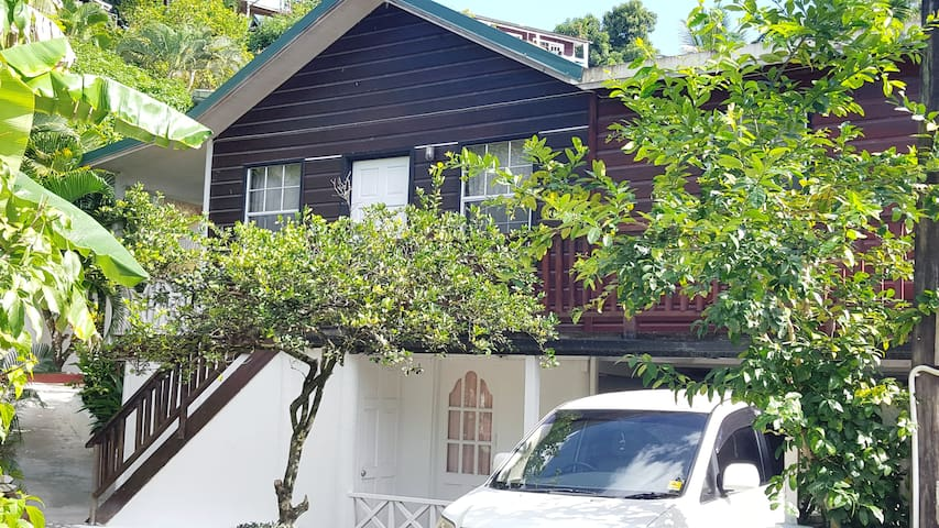 Tropical Home Marigot Bay St Lucia - Castries - House