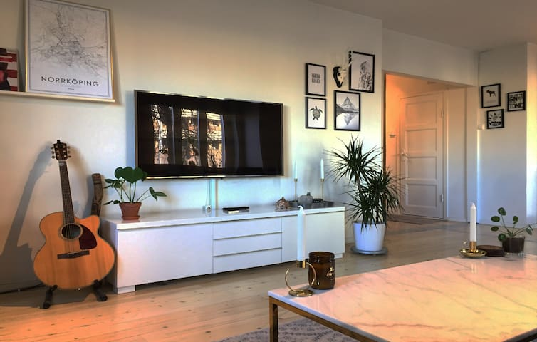 Central and spacious! ||| Close to Kolmården ZOO!