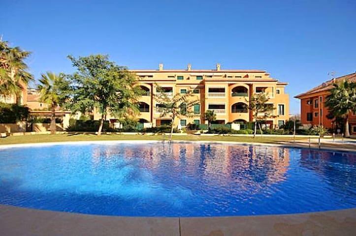 Apartamento en Los Jardines del Puerto de Jávea