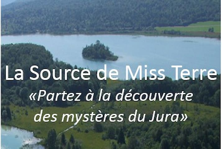 La source de Miss Terre