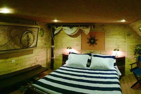 ÚNICO Albergue marinero Cartagena Acceso independ. - Cartagena - Bed & Breakfast