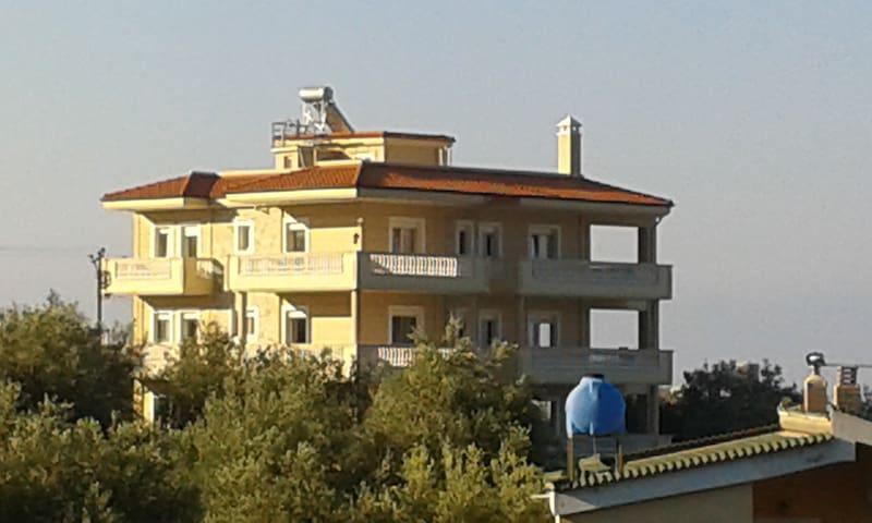 Spartila rooms apartments 2