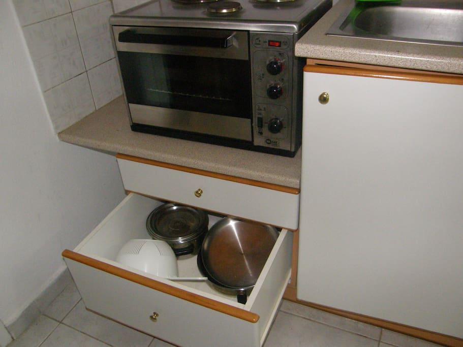 κουζινικά σκεύει