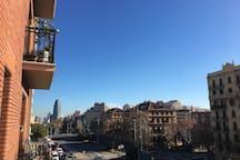 Cozy double room in Sagrada Família, city centre