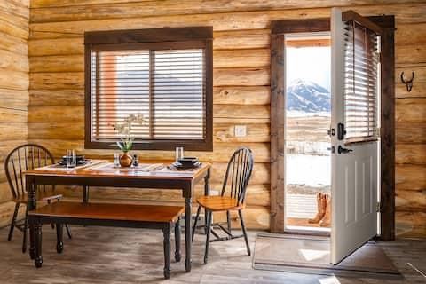 ★Country Cabin 1★ Relaxing Escape 5 mins to River