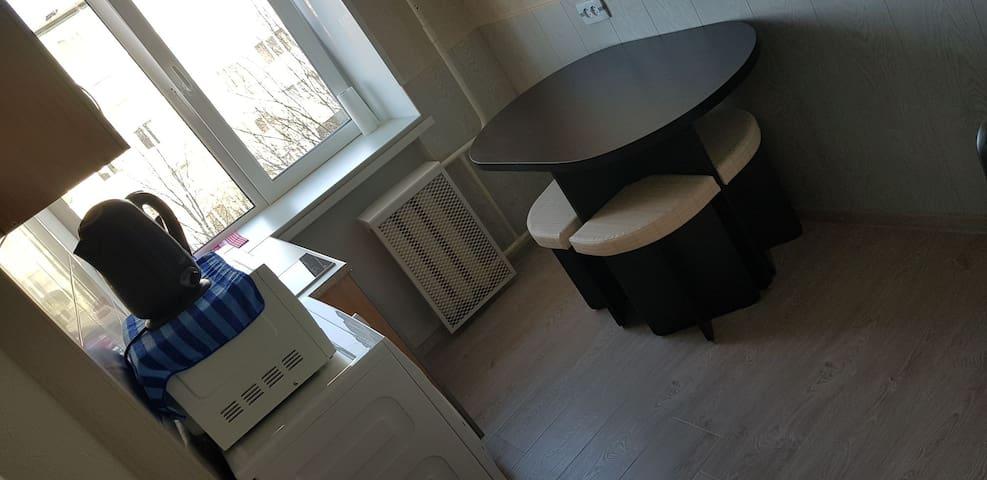 Новая, уютная квартира .
