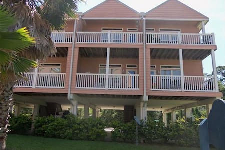 TURTLES' NEST- a condo in a small fishing Village! - Carrabelle - Casa adossada