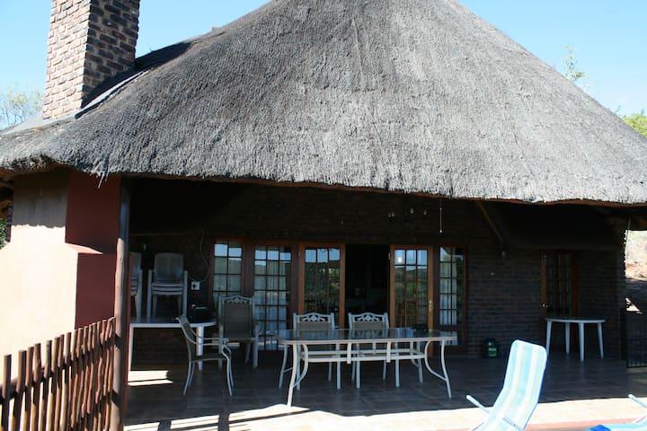 Chalet 74 Tswene Mabalingwe Limpopo - Bela-Bela