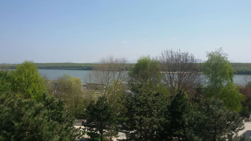 BRAILA CENTRAL POSITION BEAUTIFUL VIEW ON DANUBE