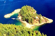 Out There is your own private island retreat.