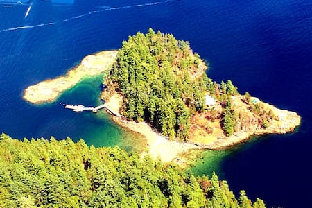 Out There - private island! - Sunshine Coast A