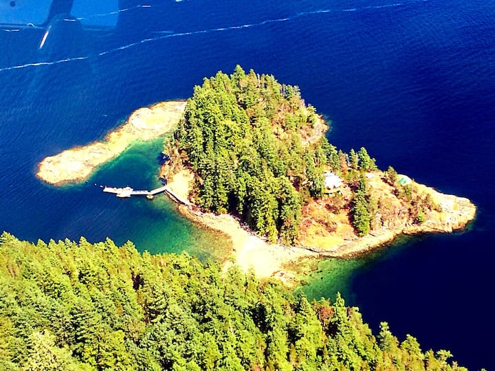 Out There - Private Island, Off-grid Retreat