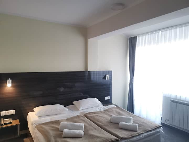 Hotel Jaska - Double room