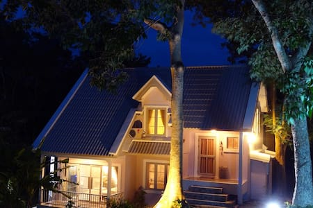 Brookside Valley Bungalow in Rayong 2 - อำเภอเมือง