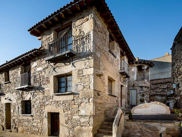 Holiday home in Bermellar (Salamanca) for 18 persons