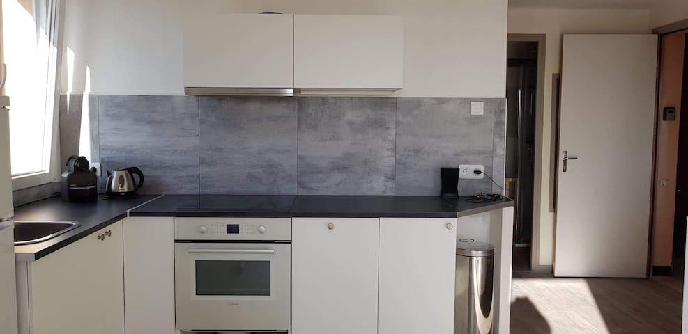 Coquet appartement de 40m² refait à neuf !