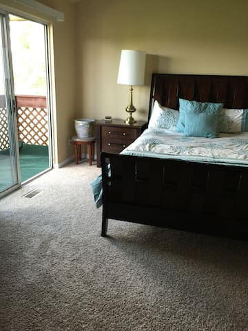 Masterbedroom in Aurora