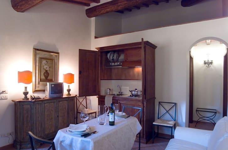 Appartamento in agriturismo a Barberino Val d'Elsa - Città Metropolitana di Firenze - Wohnung